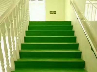 楼梯整体踏步